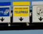 pagamento autostrade con carte di credito